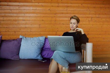 Менеджер интернет-магазина на дому.