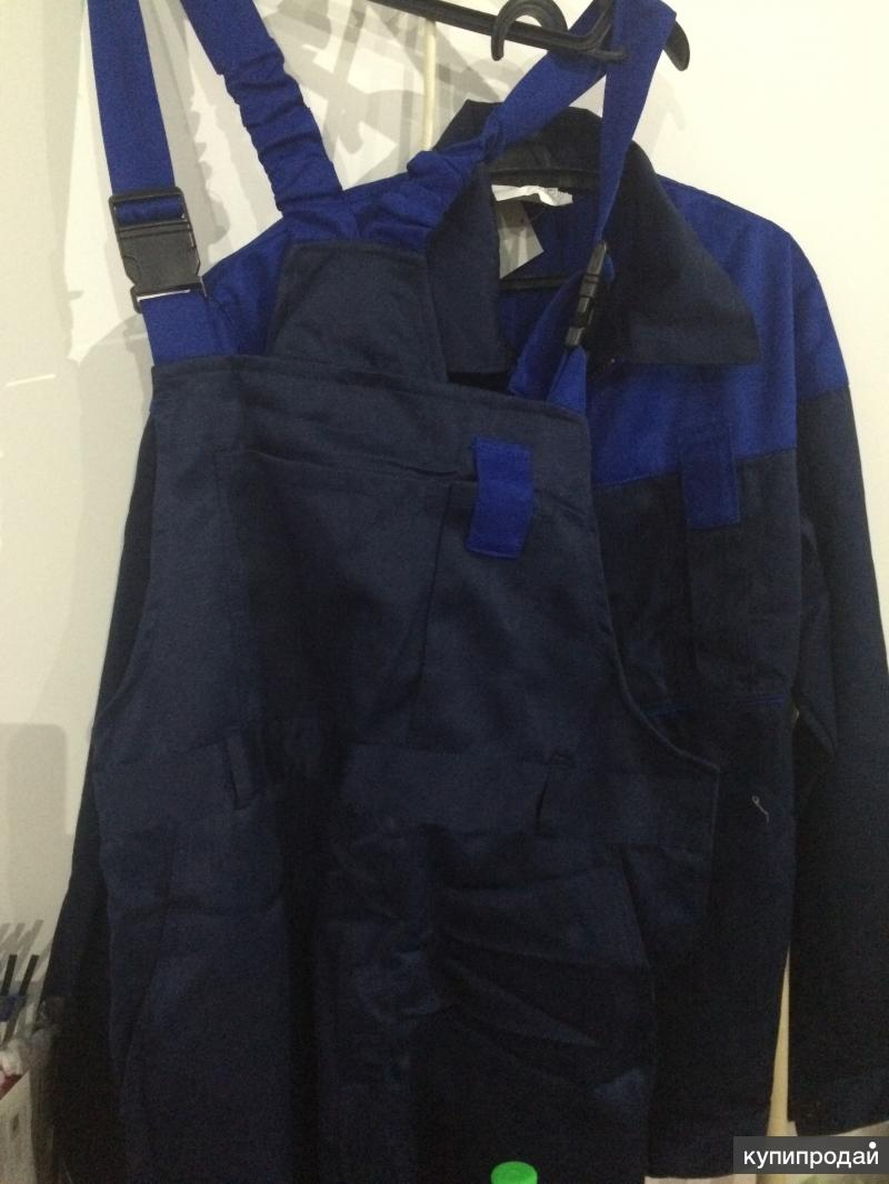 Продам нов. рабочую одежду р, 48-50,60-62,68-70