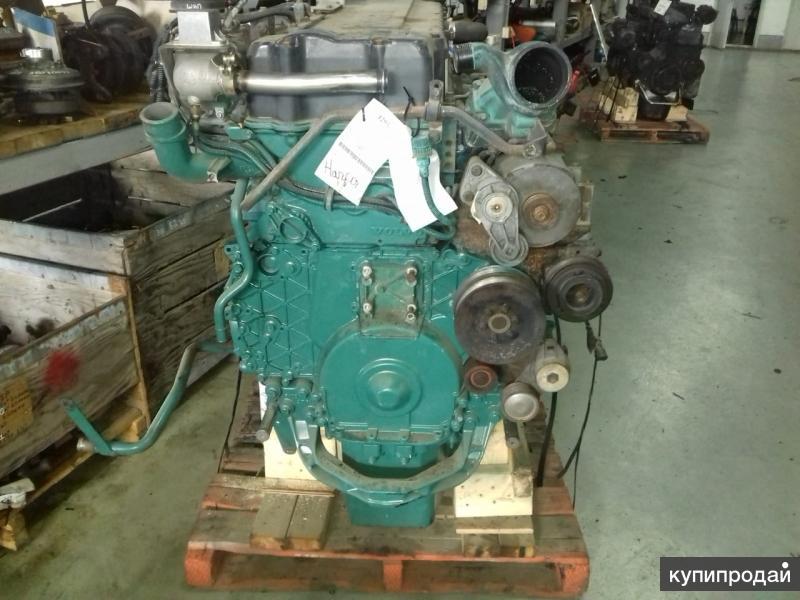 Двигатель б/у Volvo D12D Америка