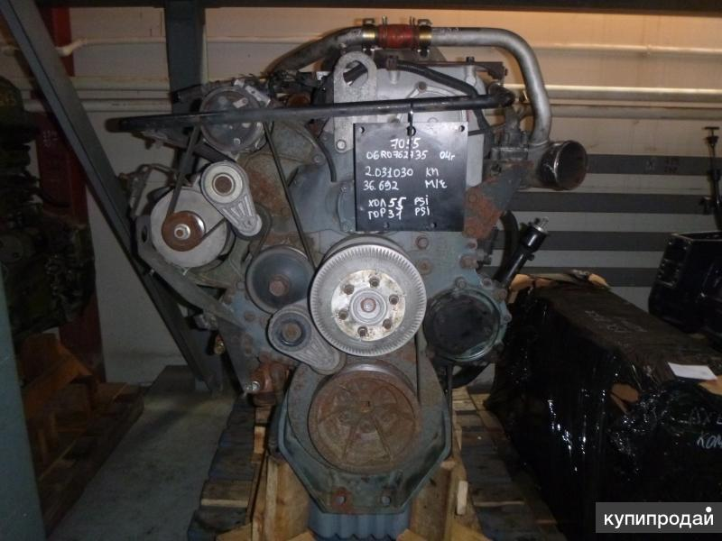Двигатель б/у DD 12.7 EGR 06R0762735