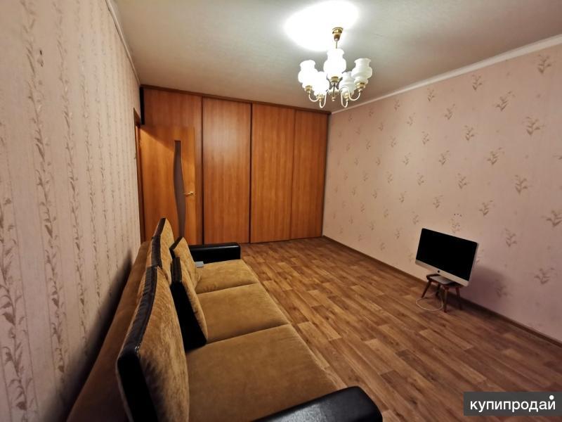 1-к квартира, 39 м2, 2/5 эт.