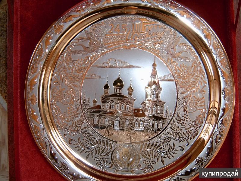 Тарель Покровская церковь
