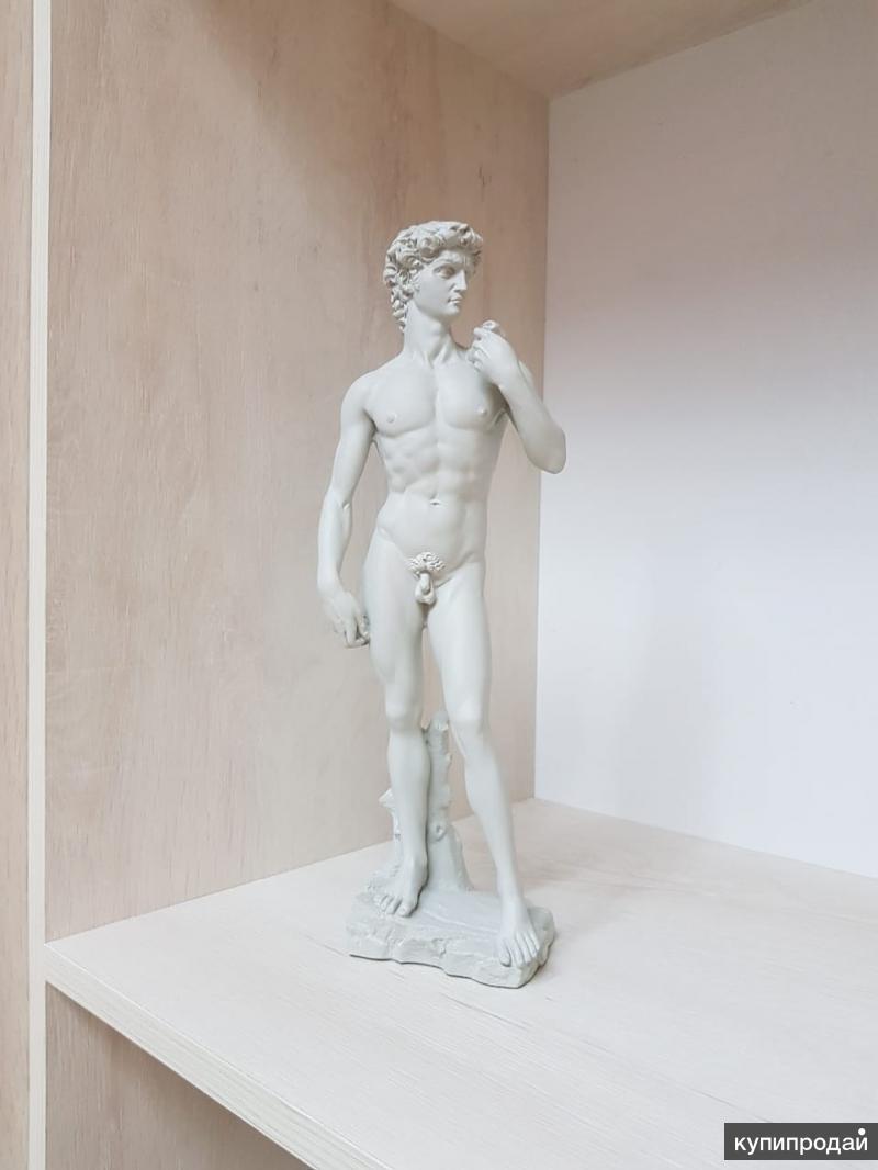 Давид статуэтка