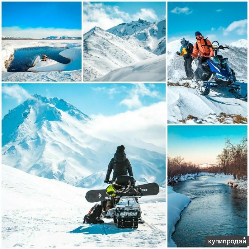 Снегоходные путешествия по всем направлениям