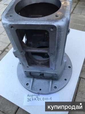 Корпус клапанной коробки ЭК 4.04-011
