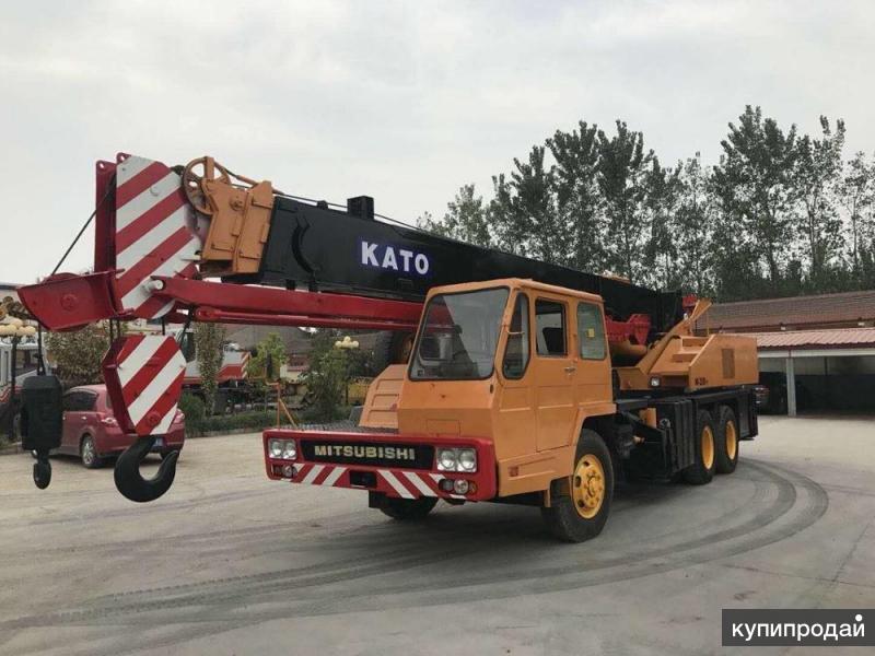 Kato NK 250E 4х2 (автокран в аренду)