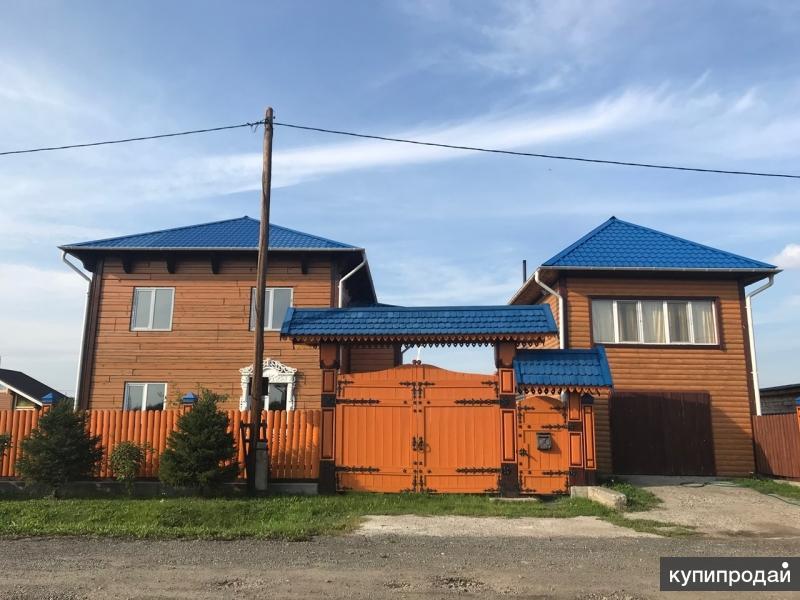 Продам дом с земельным участком Ветеран-3 (д. Кисловка).