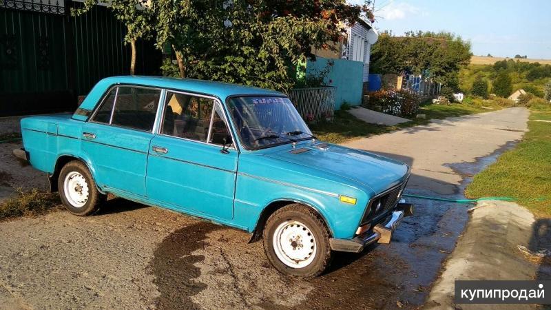 ВАЗ 2106, 1994 машина на ходу