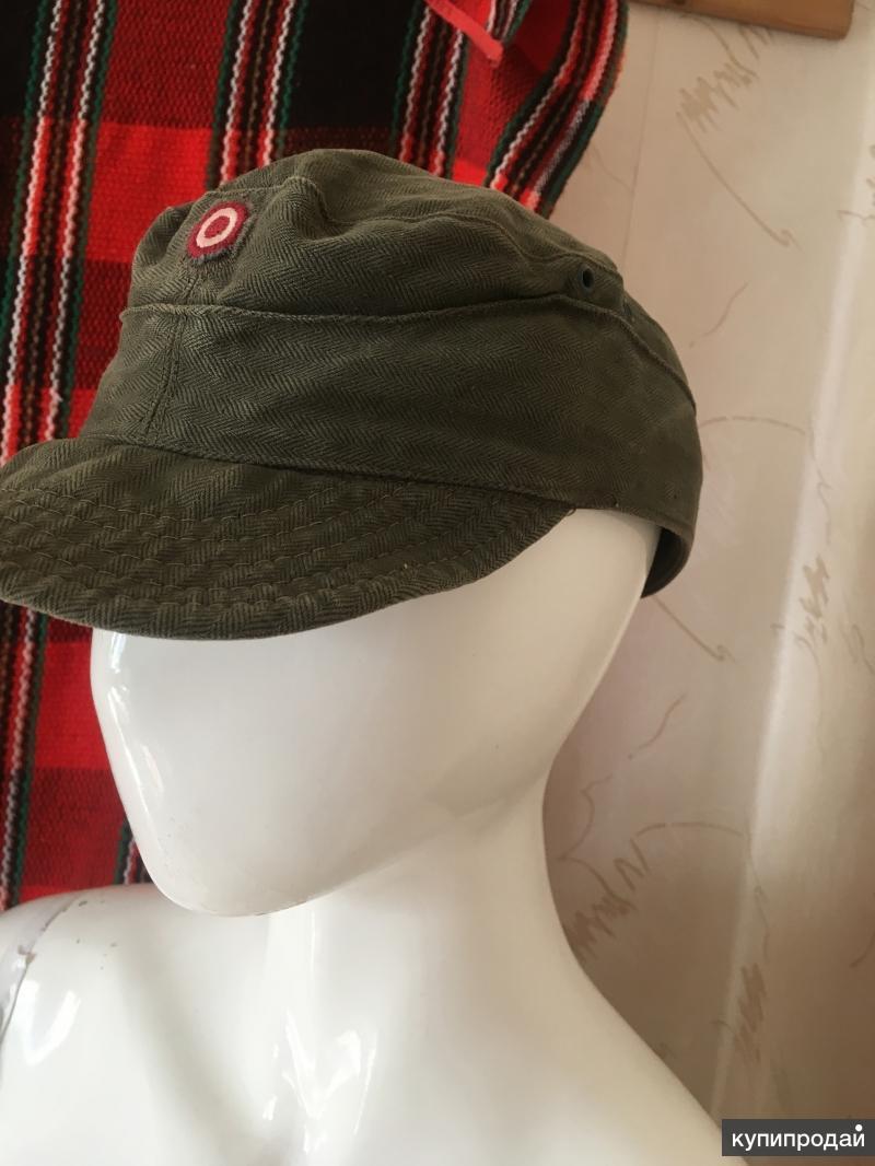 Австрийская кепка