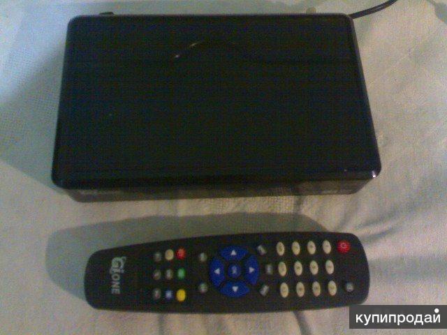 ресивер Gione S1025 для спутникового ТВ