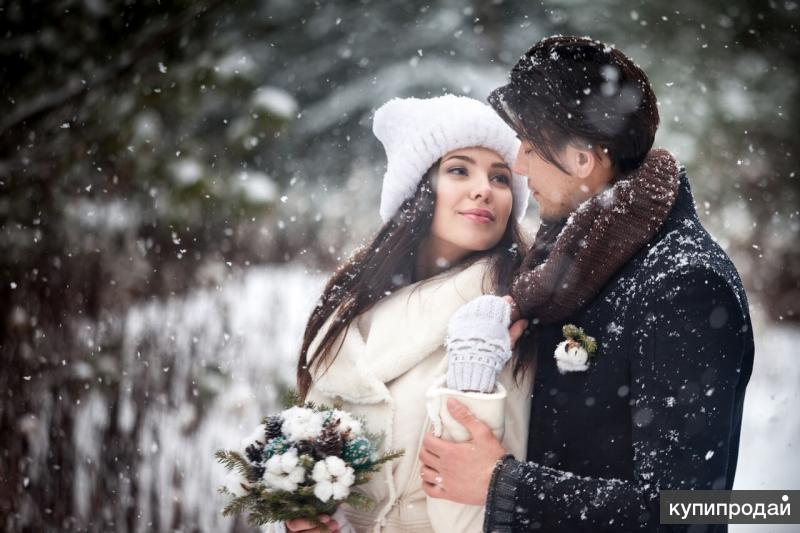 Свадьба в Томске - зимой
