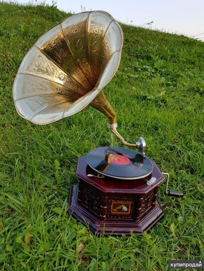 Продам граммофон