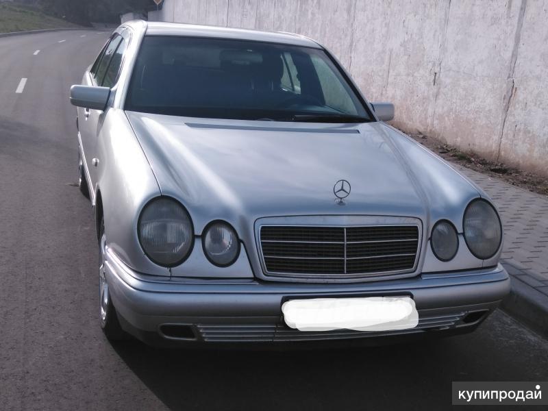 Mercedes E-класс, 1997