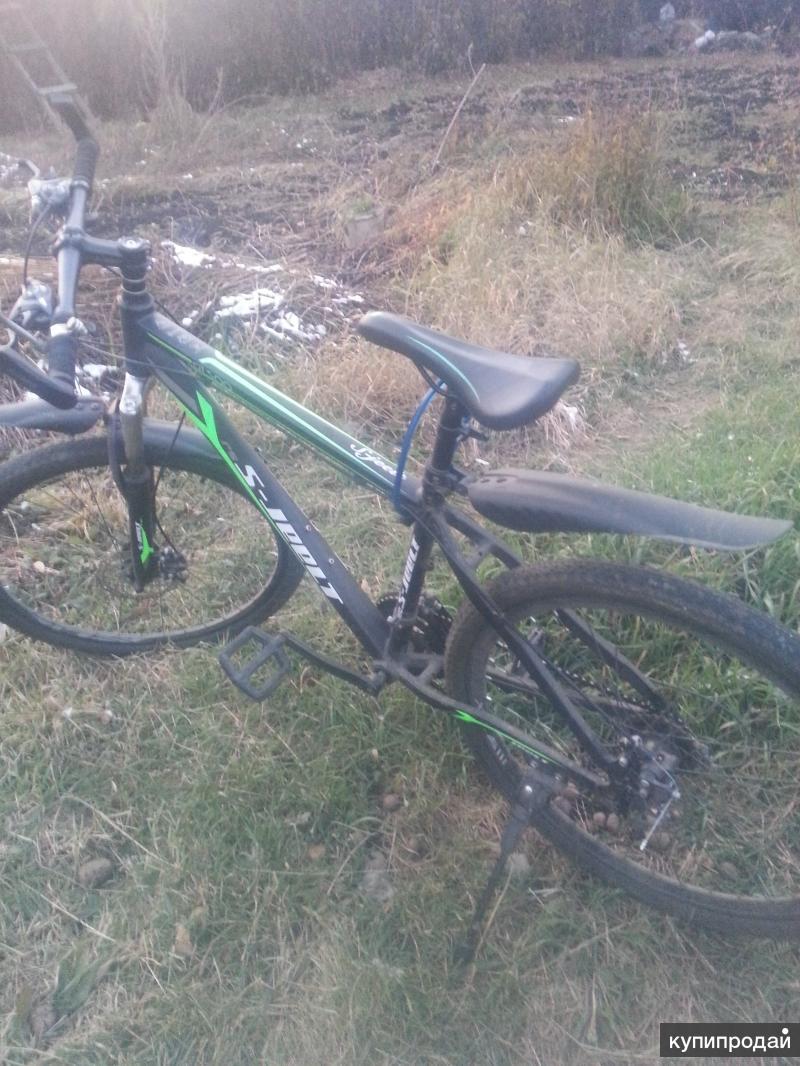 Горный велосипед S-jeelt