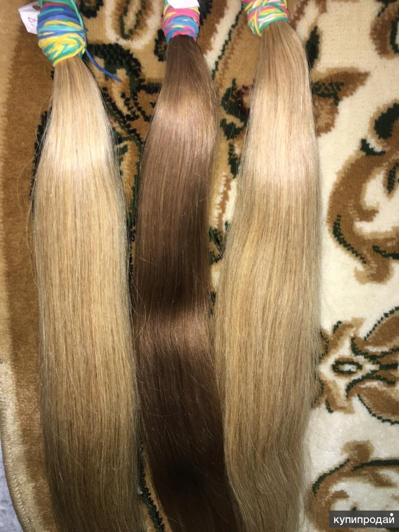 Волосы наращивание срезы