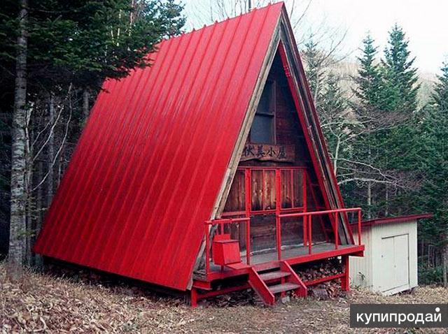 Утепленные дачные домики с отделкой под ключ