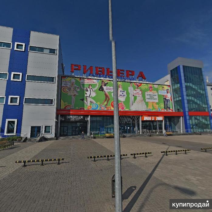 Торгово- развлекательный комплекс Ривьера, 22709 м²