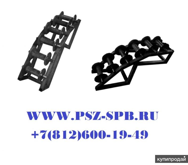 Ролик кабельный РКУ 6х125