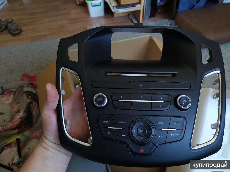 Панель управления Ford Focus 3