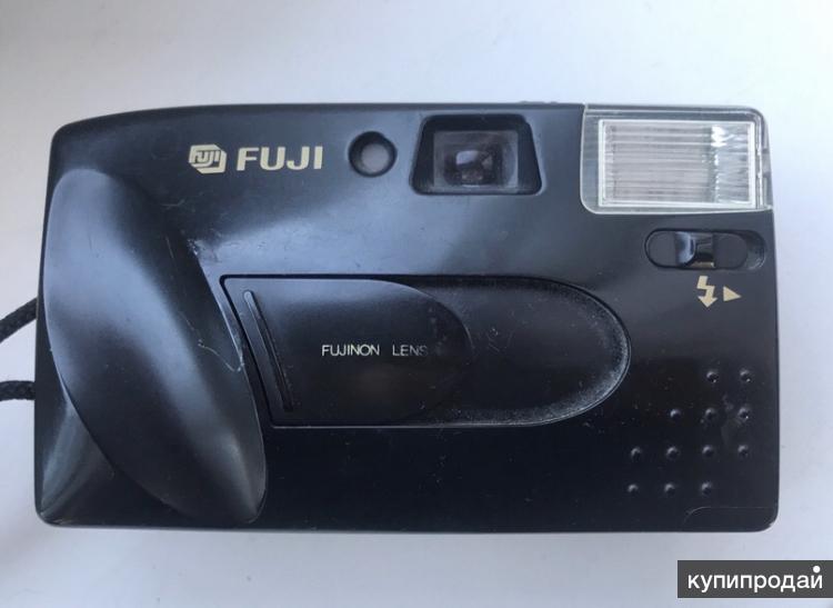 Fuji DL-8 пленочный фотоаппарат