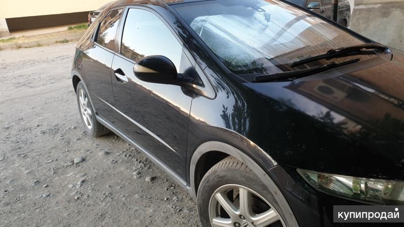 Honda Civic 5D, 2008