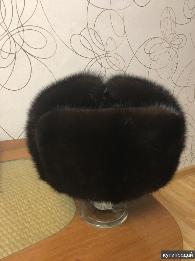 Головной убор-шапка мужская