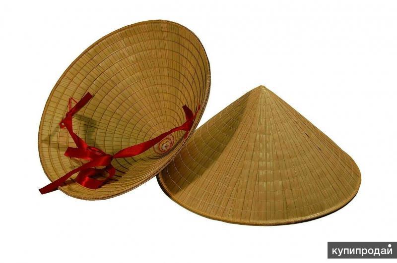 Въетнамская шляпа (нон)