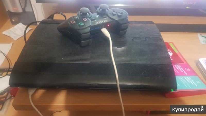 Приставка Soni PS3 1 Тб