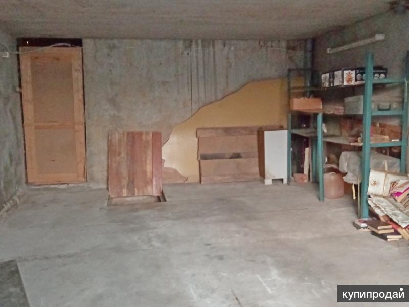 Сдам капитальный гараж в аренду в районе автов кзала