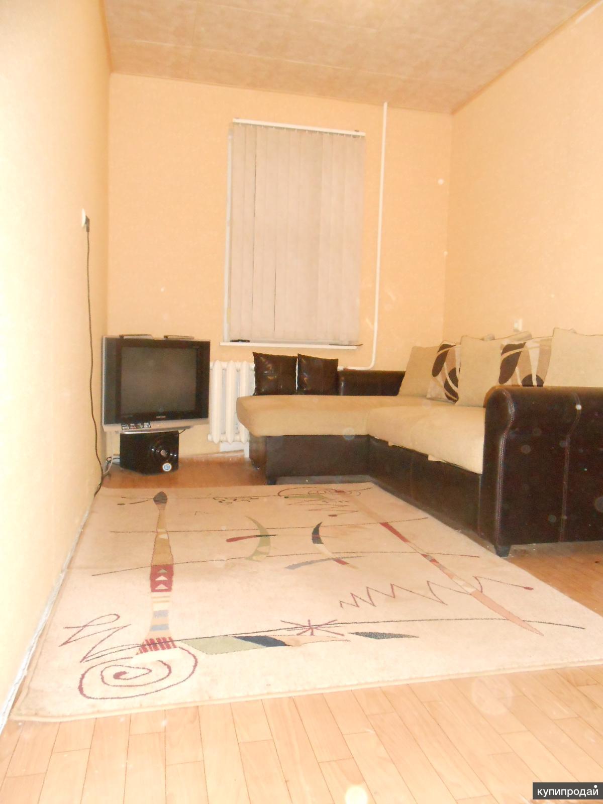 3-х комн. квартира в Пролетарском районе на 2-ом этаже 10-этажного нового дома у