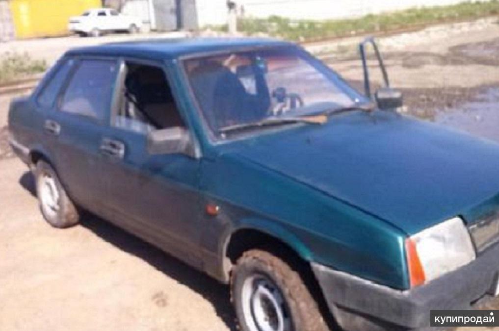 Продам автомобиль ВАЗ 21099 на ходу