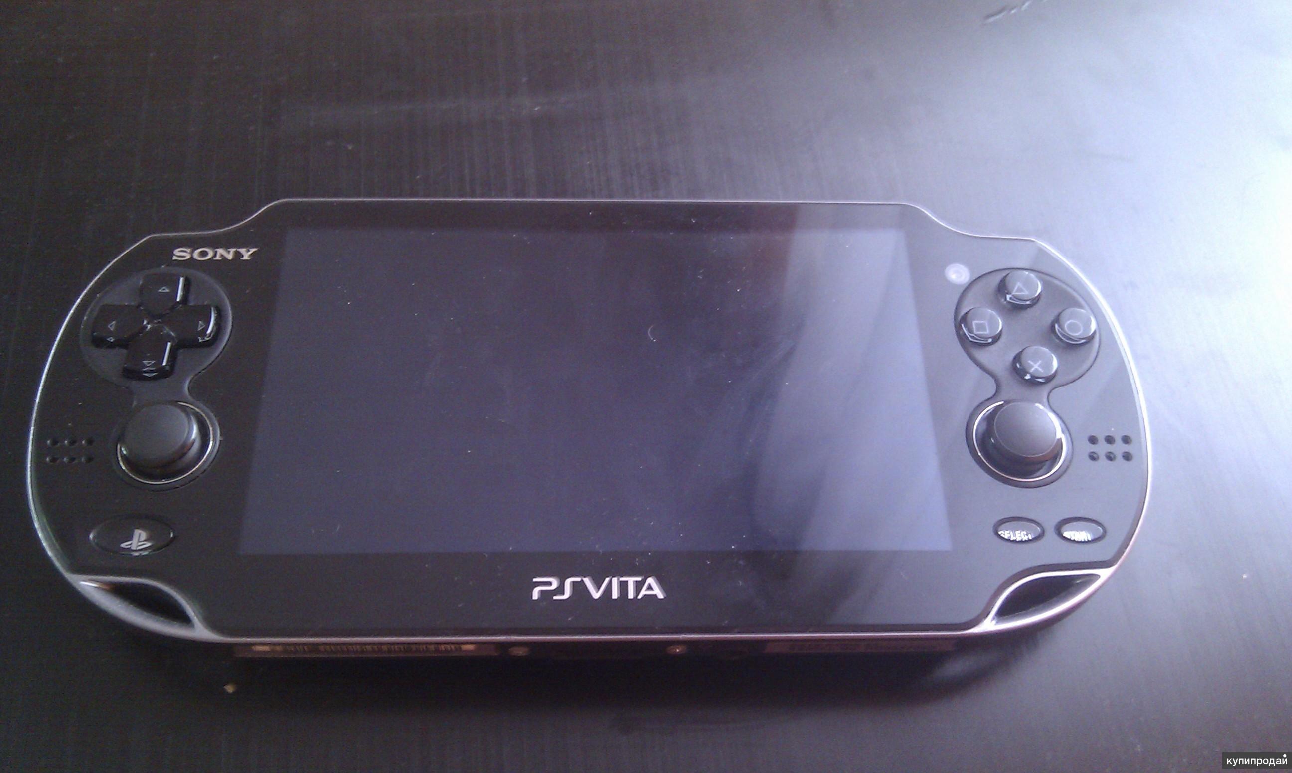 PS Vita Wi-Fi 16гб+ Игра