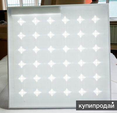 Офисные светодиодные светильники производства «ТД Феркс».