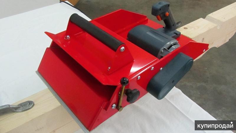 Электрорубанок для строгания балок RTH300