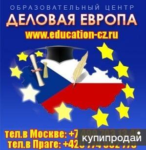 Полугодовые подготовительные курсы в Чехии