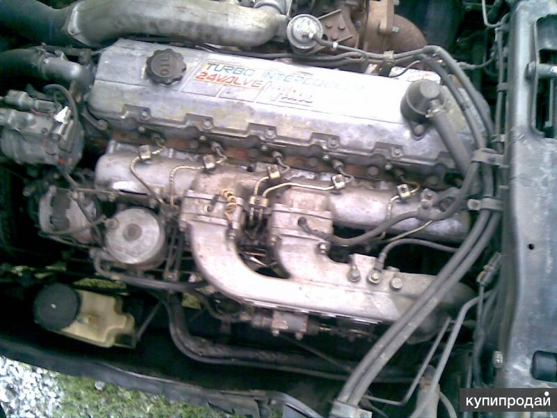Двигатель hino P11C в разбор