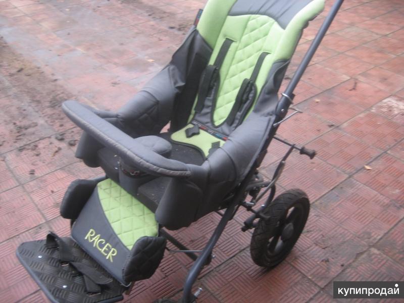 Продам инвалидную коляску для детей с ДЦП RACER+