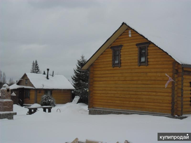 Посуточно Дом в лесу Баня Бильярд