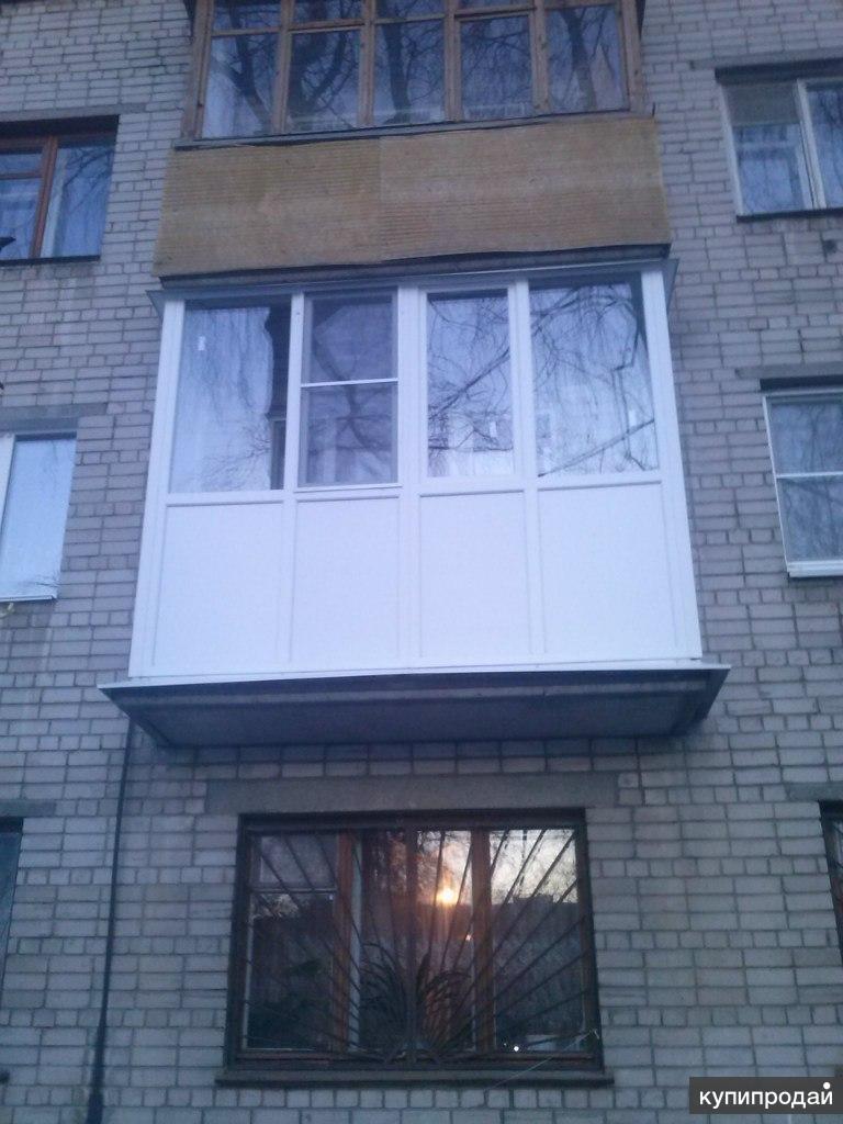 """Балконы, лоджий под """"клюЧ"""" ! нижний новгород."""
