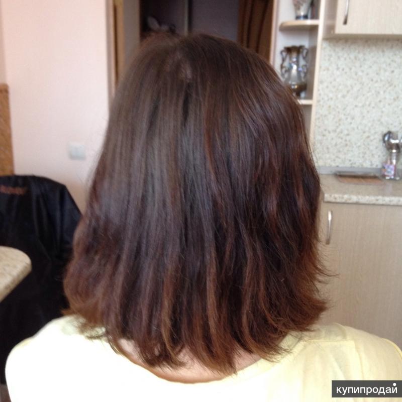 Кератиновое выпрямление волос Brazilian Blowout