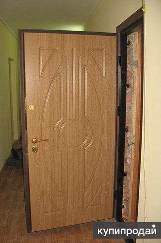 установка дверей железные двери