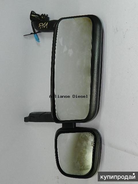 Зеркало основное двойное левое SCANIA