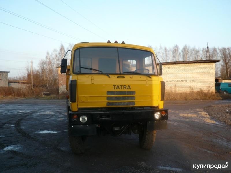 Ремонт автомобилей Татра 815