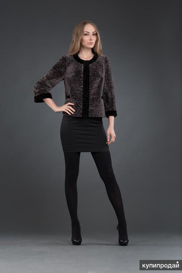 М-186 Шанель 55 см куртка, арт № 501-6102