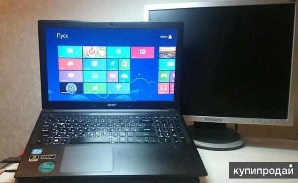 Acer aspire V5-571G в идеальном состоянии