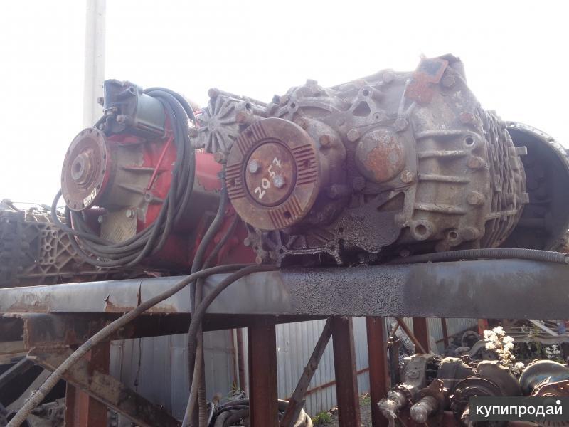 КПП GR 900 б/у Scania