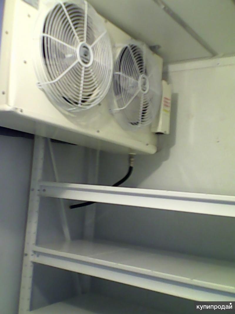 Морозильная камера глубокой заморозки 6.6 м3 Скидка