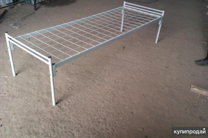 Железные армейские кровати