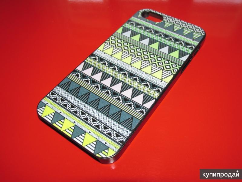 Чехол с узором серии Aztec case для apple iPhone 5/5S