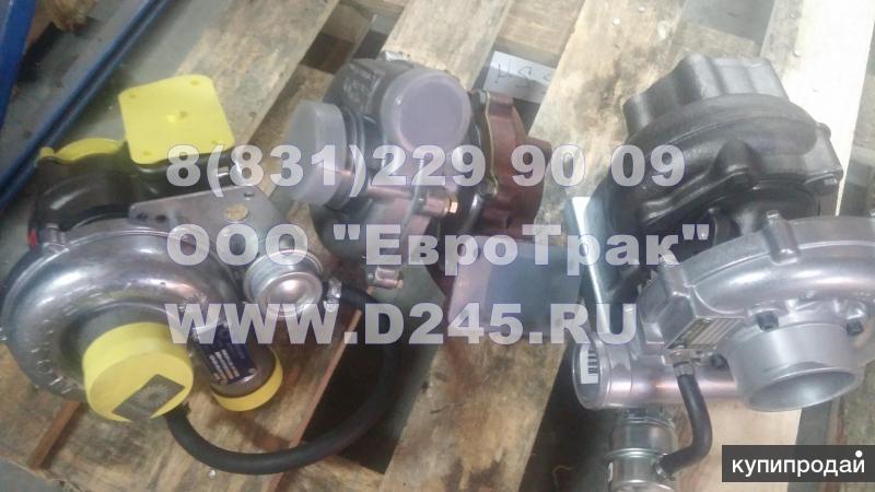 Турбокомпрессоры для тракторов МТЗ и автотехники ГАЗ, ЗИЛ, МАЗ, ПАЗ